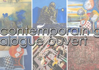 "Expo: L'art contemporain grec ""en dialogue ouvert"""